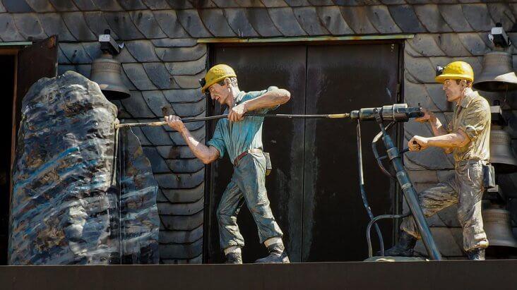 Minería del carbón