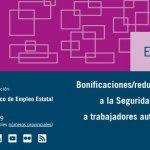 Guía de Bonificaciones/Reducciones a trabajadores autónomos